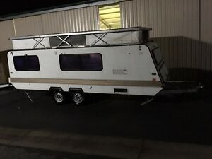 Millard 550 Lp pop top dual axel caravan Hahndorf Mount Barker Area Preview