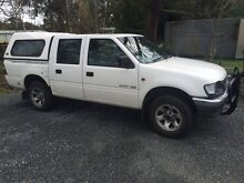 Holden rodeo 1997  4wd  2.6 litre duel fuel. $4800 or swap Cranbourne Casey Area Preview