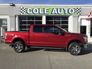 2015 Ford F-150 XLT Mint Condition 302A and only 40,000 km