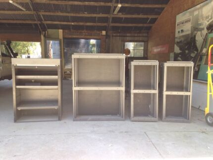 Steel ute storage drawers (will separate)