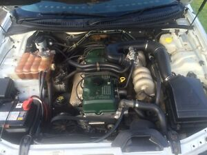 Au falcon lpg ute Muswellbrook Muswellbrook Area Preview