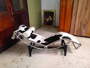 Cowhide Leather Le Corbusier Bangalow Byron Area Preview