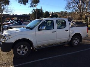 2009 Nissan Navara ST-X Cooma Cooma-Monaro Area Preview