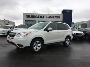 2016 Subaru Forester 2.5i ONE OWNER | NO ACCIDENTS