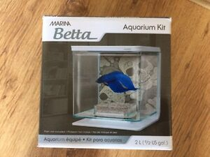 Betta Fish Tank 2L - $10 Maylands Bayswater Area Preview