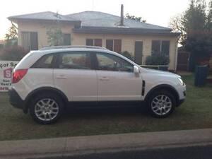 2013 Holden Captiva Wagon Guyra Guyra Area Preview