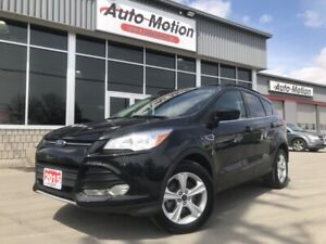 2015 Ford Escape SE 2.0L ALLOYS NAVIGATION BLUETOOTH HEATED SEAT