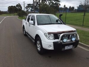 2010 NISSAN NAVARA ST 4x4 Keilor Brimbank Area Preview