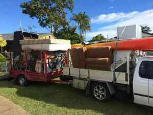 MAN AND UTE BRISBANE Newmarket Brisbane North West Preview