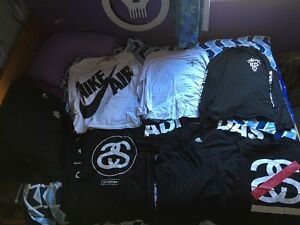 Stüssy, Nike, insight, adidas, element Helensburgh Wollongong Area Preview