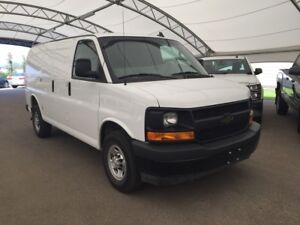 2017 Chevrolet Express 2500 1WT SEATS 2, LOW KM'S, ONSTAR
