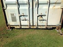 20 ft Shipping container no leaks plywood floor. Ingham Hinchinbrook Area Preview