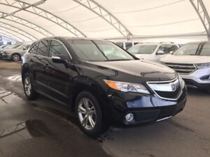 2014 Acura RDX AWD, LEATHER, SUNROOF, HTD SEATS