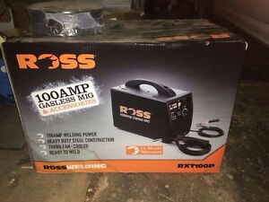 Mig welder new never used moving interstate Evanston Gawler Area Preview