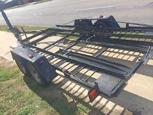 **QUICK SALE** 3.8m x 1.8m Car Trailer with Rego & Ramps Gosnells Gosnells Area Preview