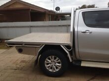 Tray and canopy to suit current BT-50/Ranger Murray Bridge Murray Bridge Area Preview