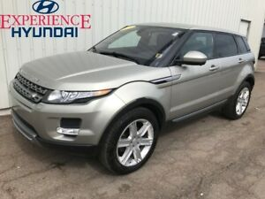 2014 Land Rover Range Rover Evoque Pure 4X4 9 SPEED WITH LEATHER