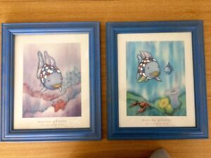 Rainbow fish pictures frame kids decor bedroom frames Edithvale Kingston Area Preview