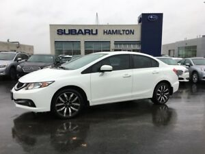 2014 Honda Civic Touring Accident Free | 1 Owner