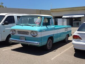 1963 Chevrolet Corvair Rampside Surfers Paradise Gold Coast City Preview