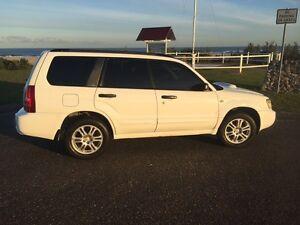 Subaru Forrester XT turbo Harrington Greater Taree Area Preview