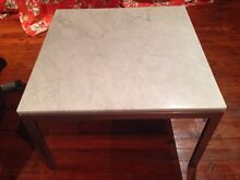 Marble Coffee Table - 700mm X 700mm Greenacre Bankstown Area Preview