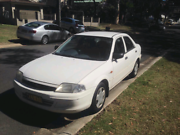 Ford laser  Caringbah Sutherland Area Preview