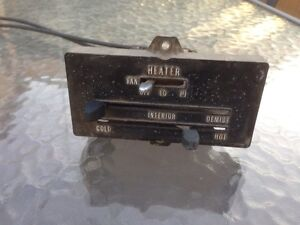 HOLDEN HQ HEATER SWITCH Fulham Gardens Charles Sturt Area Preview