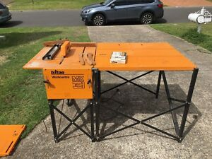 Triton workbench Mark3  with extension table Emu Heights Penrith Area Preview