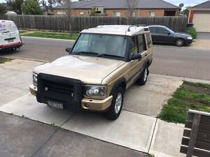 2004 Land Rover Discovery 2 Wyndham Vale Wyndham Area Preview