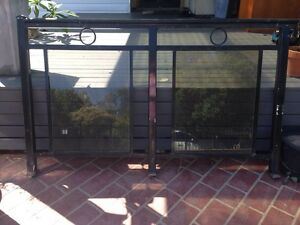Glass petition , handrail. Hobartville Hawkesbury Area Preview