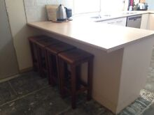 Kitchen cupboards and bench top Buderim Maroochydore Area Preview