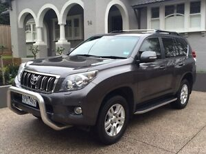 TOYOTA LANDCRUISER PRADO VX 2010 EXCELLENT CONDITION LOW KMS Hawthorn East Boroondara Area Preview