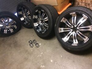 4x20 inch mag wheels Liverpool Liverpool Area Preview