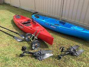 Hobie Kayak Henley Beach South Charles Sturt Area Preview