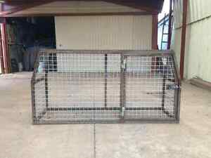 Large Dog cage for the back of a ute Brompton Charles Sturt Area Preview