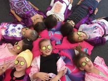 Mobile Pamper Parties for Kids Brendale Pine Rivers Area Preview