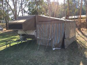 CAMPER  TRAILER  1975  Sunwagon Forest Hill Whitehorse Area Preview