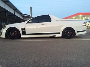 Hsv sv enhanced forged alloy rims and tyres Townsville Townsville City Preview
