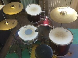 Beginners drum kit Edgewater Joondalup Area Preview