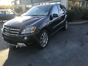 2011 Mercedes-Benz ML 550