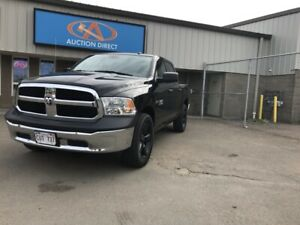 2018 RAM 1500 ST NEW TIRES!!!HEMI! 4x4 CREW CAB! FINANCE NOW!