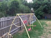 Kids swing set Rosanna Banyule Area Preview