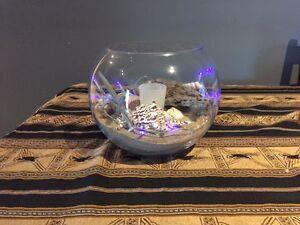Glass bowl wedding centre pieces Smithfield Cairns City Preview