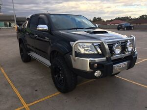 2013 SR5 Toyota Hilux 4x4 Ute Bass Hill Bankstown Area Preview