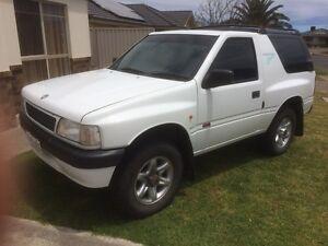 4X4 1998 Holden Frontera Sport Aldinga Morphett Vale Area Preview