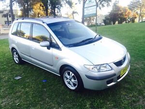 2001 Mazda Premacy Automatic Baulkham Hills The Hills District Preview