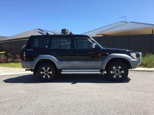 Toyota prado vx grande 3 months rego auto landcruiser Ellenbrook Swan Area Preview
