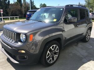 2016 Jeep Renegade North Bluetooth, Air Conditioning, 4x4, Po...