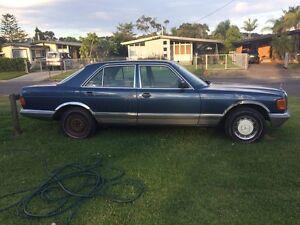 1981 V8  500 se Mercedes-Benz Gateshead Lake Macquarie Area Preview
